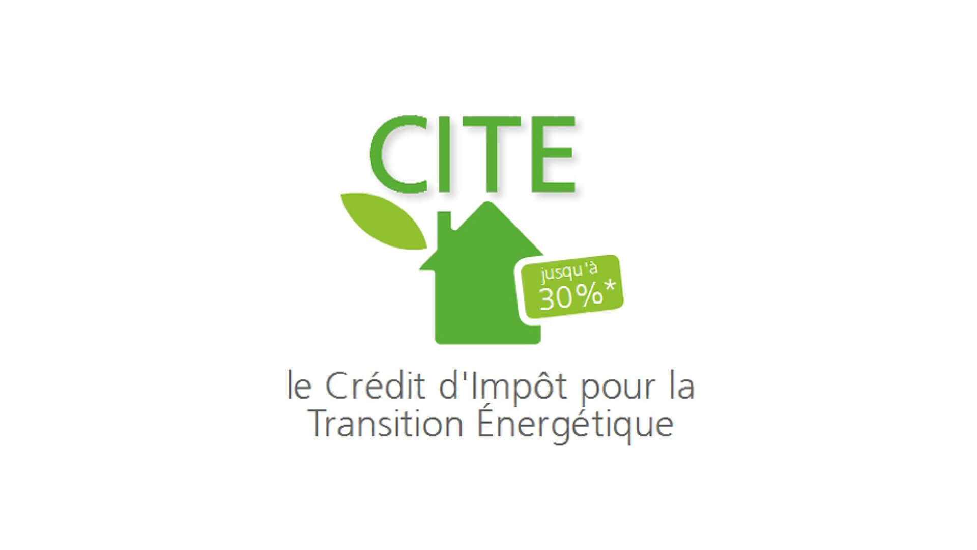 Les Proprietaires Beneficient Du Credit D Impot Pour La Transition